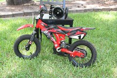 """12"""" Bicycle (training wheels included)   ****PRICE REDUCED**** in Houston, Texas"""