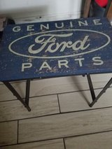 small metal ford table in Hinesville, Georgia