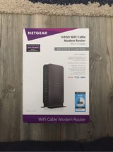 Netgear | N300 WiFi Cable Modem Router in Lake Elsinore, California