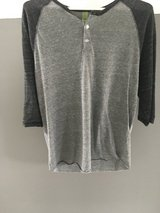 Men's Size L henley in Naperville, Illinois
