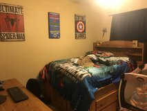 Full bedroom set in Fort Irwin, California