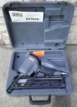 "Senco SFN40 2-1/2"" Angled 15 Gauge Finish Nailer With Case / Nails in Fort Knox, Kentucky"