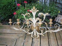 vintage italian  candelabra  wall sconce in Naperville, Illinois