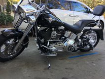 2002 Harley Davidson Fatboy in Beaufort, South Carolina