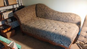 Green Large Lounge Couch in Wheaton, Illinois