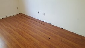New Laminate Flooring in Conroe, Texas