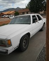 1991 ford crown vic in Alamogordo, New Mexico