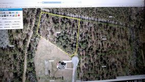 Homestead Subdivision 2.41 Acre lot for sale in Camp Lejeune, North Carolina