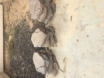 Patio stones in Vista, California
