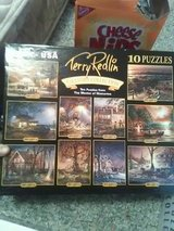 10 puzzle collection. in Rolla, Missouri