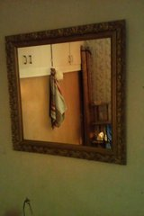 Gold framed Wall Mirror in Yucca Valley, California