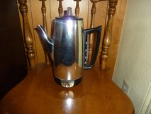 VINTAGE GE PERCOLATOR COFFEE MAKER; EXCELLENT COND. in Fort Leonard Wood, Missouri