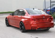 2016 BMW M3 F80 in Ansbach, Germany