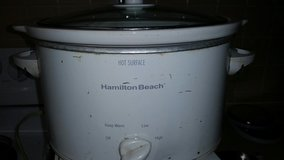 Hamilton Beach Slow Cooker  Pot in Okinawa, Japan