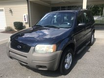 2003 Ford Escape XLS 4WD in Cary, North Carolina