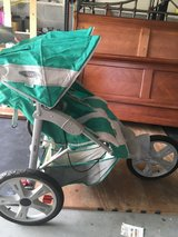 InStep Double Jogging Stroller in Fort Campbell, Kentucky