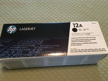 HP 12A laser toner in Beaufort, South Carolina