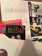 Beatle Albums, Posters, and Books in Cherry Point, North Carolina