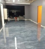 Epoxy & Stained Floor Coverings. in Los Angeles, California