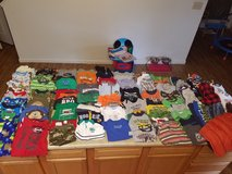 12 month boy clothing lot in Fort Drum, New York