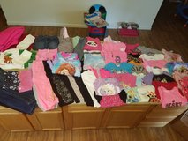 Girl 5t clothing lot in Watertown, New York