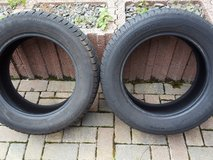 Set of winter tires - used but good for another winter in Baumholder, GE