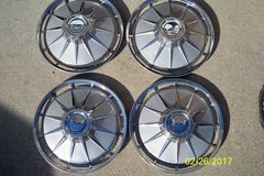 CHEVROLET CORVAIR WHEEL COVERS in Lockport, Illinois
