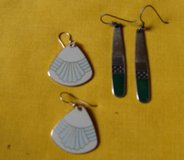 Laurel Burch Earrings 2 Pair in Fort Campbell, Kentucky