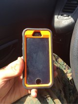 IPhone 5s with otter case in Oceanside, California