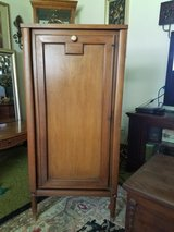 Vintage jewelry armoire in St. Louis, Missouri