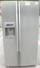 26 CU. FT. LG SIDE-BY-SIDE REFRIGERATOR WITH WARRANTY(FINANCING) in Camp Pendleton, California