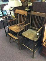 Antique Highchairs (2) in Camp Lejeune, North Carolina