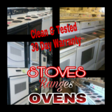 Stoves, Ovens & Ranges in Wilmington, North Carolina