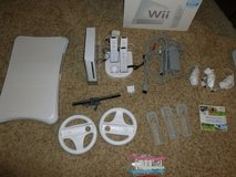 ** Wii console + accessories and 25 games in Bolingbrook, Illinois