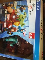 PS4 Disney Infinity characters in Aurora, Illinois