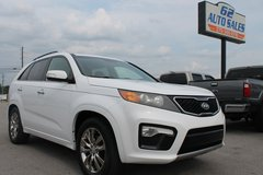 2011 Kia Sorento SX 3rd Row Seating #10684 in Elizabethtown, Kentucky