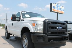 2013 Ford F250 XL Ext Cab 4X4 Clean Texas Truck #10689 in Bowling Green, Kentucky