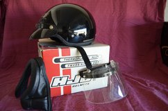 HJC Motorcycle Helmet - Barely Used in Yucca Valley, California