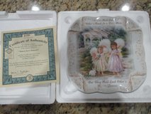Sisters Love Forever Bradford Exchange Collectors Plate in Kingwood, Texas