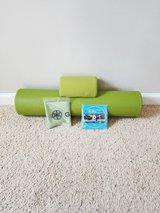 Gaiam Pilates Training Set in Camp Lejeune, North Carolina