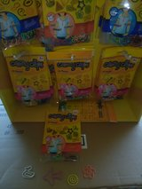 LIQUIDATION wacky paperclips 45 packs in Aurora, Illinois