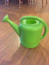 Watering can in Watertown, New York