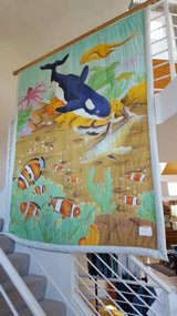 SEASCAPE WALL HANGING - MAUI QUILT in Joliet, Illinois
