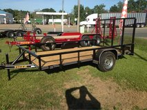 2017 77x12 Utility Trailer in Fort Polk, Louisiana