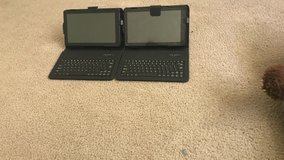 android tablet with keyboard in Byron, Georgia