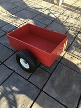 All terrain trailer / garden cart in Yorkville, Illinois
