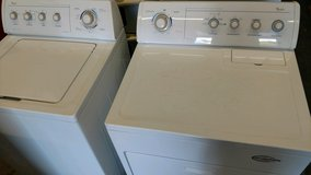 Whirlpool Washer & Dryer in Cherry Point, North Carolina