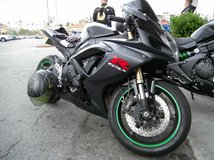 07 gsxr 600 in Temecula, California