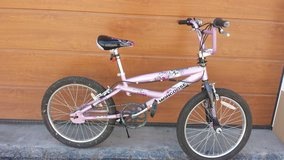Girls bike in Grafenwoehr, GE