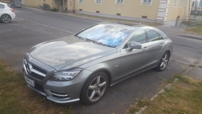 Mercedes Benz CLS 350 in Ramstein, Germany